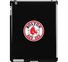 go go red sox iPad Case/Skin