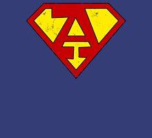 Superman A Letter Unisex T-Shirt