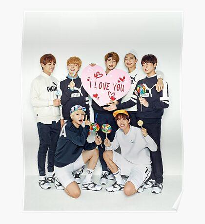 BTS Valentines 01 Poster