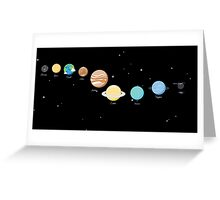 Claim Your Planet Greeting Card