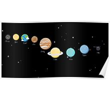 Claim Your Planet Poster