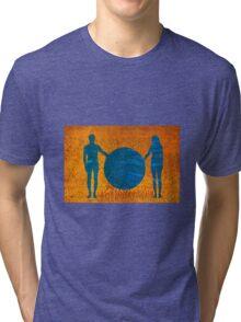 Adam & Eve Tri-blend T-Shirt