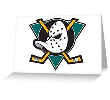 goo duckss Greeting Card