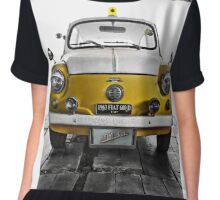 FIAT 600D - 1963 Yellow Chiffon Top