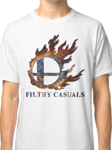 Filthy Casuals Smash Ball Classic T-Shirt