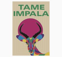 tame impala Kids Tee