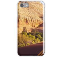 The Road through Zion iPhone Case/Skin