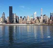 Manhattan Morning by Scott Mason