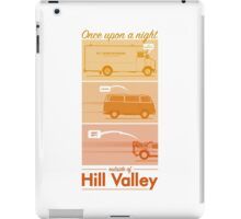 Once upon a night … iPad Case/Skin