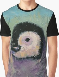 Penguin Chick Graphic T-Shirt