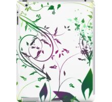 Nature, flowers, plants iPad Case/Skin