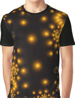 Oval shaped fractal Graphic T-Shirt