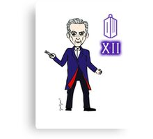 Doctor XII Canvas Print