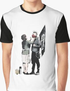 Banksy Graphic T-Shirt