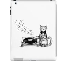 Music Master iPad Case/Skin