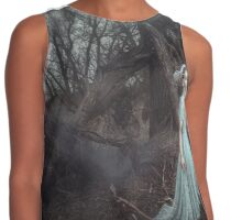 Your soul drowns in your deepest dreams Contrast Tank