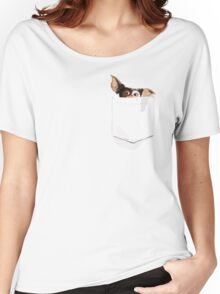 There's a Mogwai in my pocket Women's Relaxed Fit T-Shirt