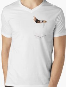 There's a Mogwai in my pocket Mens V-Neck T-Shirt