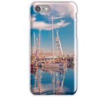seattle marina iPhone Case/Skin