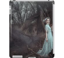 Your soul drowns in your deepest dreams iPad Case/Skin