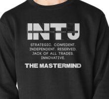 INTJ - Mastermind - Light Text Pullover