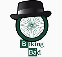 Breaking Bad parody: biking bad Unisex T-Shirt