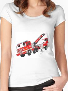 Ladder 13 Women's Fitted Scoop T-Shirt