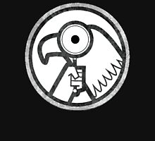 Gravity Falls- goverment agent logo Zipped Hoodie