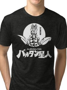 Alien Baltan Ultraman Monster Kaiju Series  Tri-blend T-Shirt