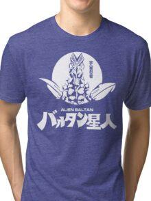 Alien Baltan Ultraman Monster Kaiju Series  Tri-blend T-Shirt