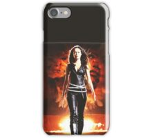 Summer Glau - BADASS WOMEN iPhone Case/Skin