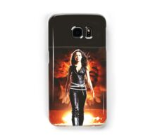 Summer Glau - BADASS WOMEN Samsung Galaxy Case/Skin