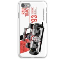 Paul Tracy - 1993 Cleveland iPhone Case/Skin