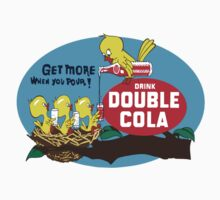 DOUBLE COLA 5 One Piece - Short Sleeve