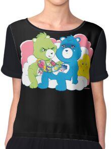 Care Bears Ink Chiffon Top