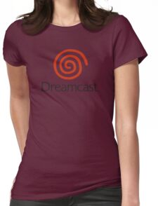 SEGA Dreamcast Logo Womens Fitted T-Shirt