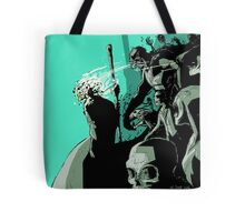Leading The Fold Tote Bag