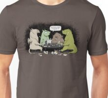 Monsters love RPGs Unisex T-Shirt