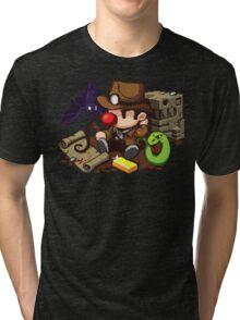 Spelunky Tri-blend T-Shirt