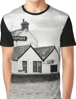 The Old Neptune - Whitstable Graphic T-Shirt