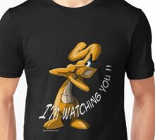 Gililimus : I'm watching you Unisex T-Shirt