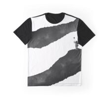 Spaceman's Flight Graphic T-Shirt