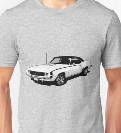 1969 Chevrolet Camaro Unisex T-Shirt