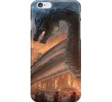 Dragon fight - Elegy of Fire iPhone Case/Skin