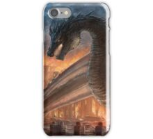 Dragon fight - Elegy of Fire iPhone Case/Skin