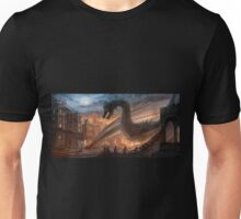 Dragon fight - Elegy of Fire Unisex T-Shirt