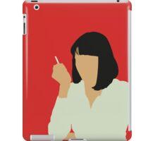 Uma Thurman- Pulp Fiction iPad Case/Skin