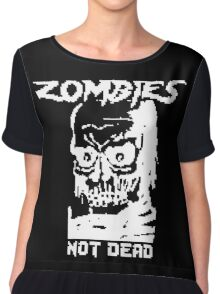 Zombies Not Dead 2 Chiffon Top