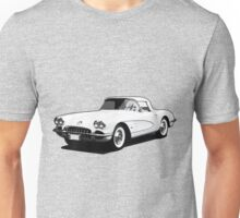 1959 Chevrolet Corvette Unisex T-Shirt