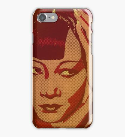 Anna May Wong iPhone Case/Skin